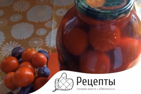 Как закрутить помидоры рецепт — pic 8