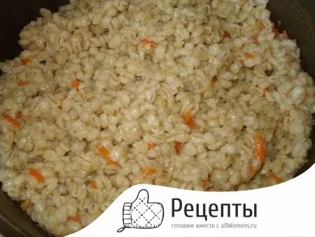 Рецепт постных блюд из перловки