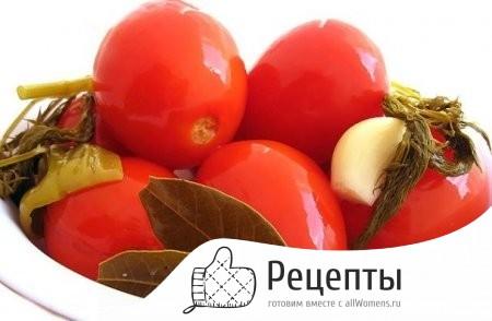 Как закрутить помидоры рецепт — pic 2