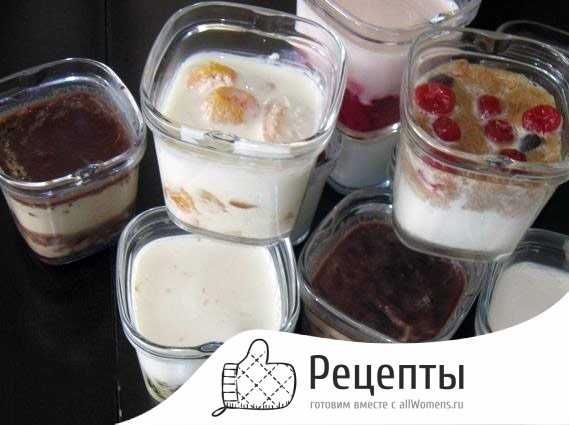 Рецепт йогурта в йогуртнице мулинекс на сухой закваске